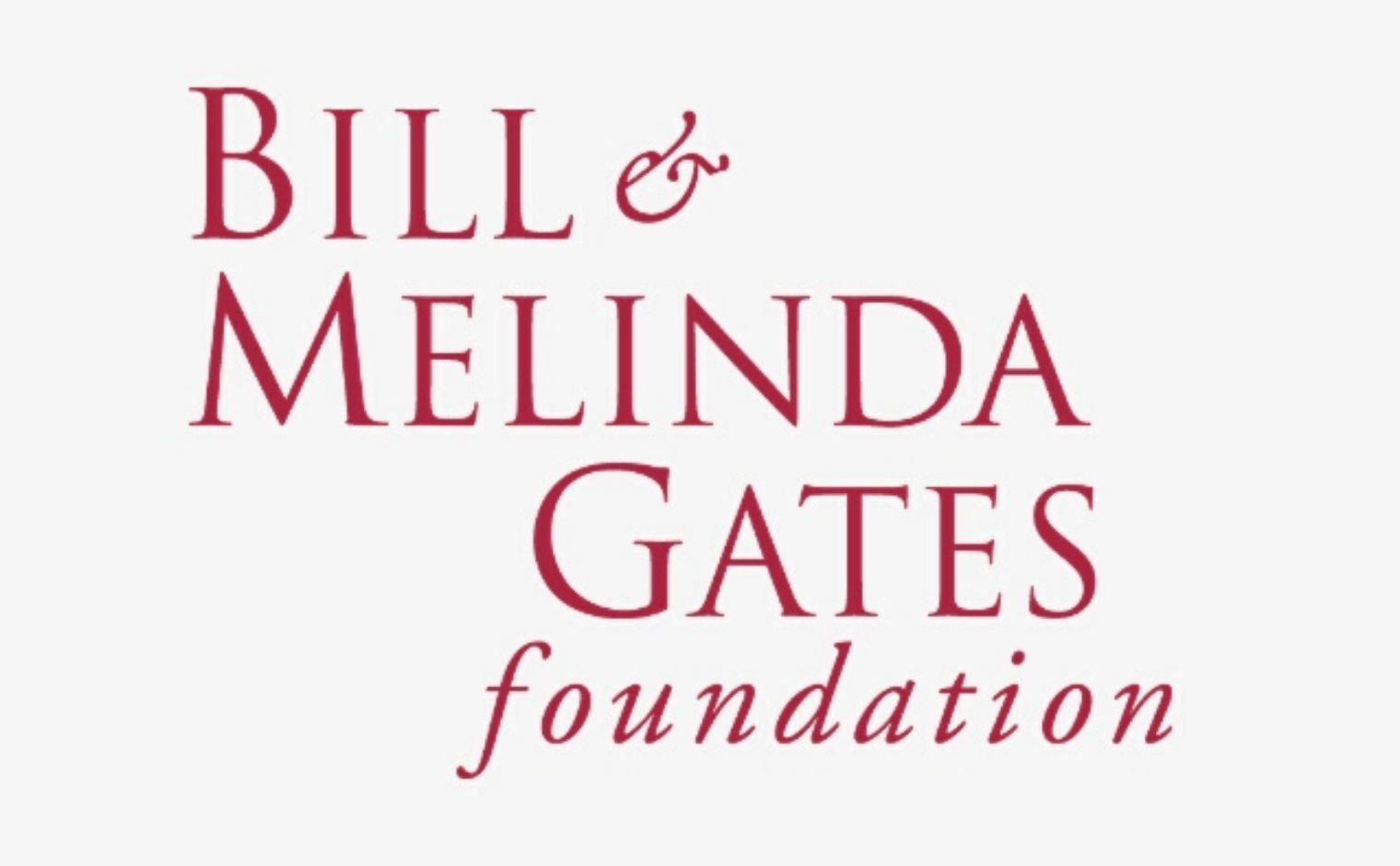 Logo van Bill and Melinda Gates Foundation