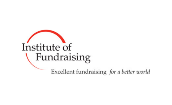 Logo van het Institute of Fundraising (IoF)