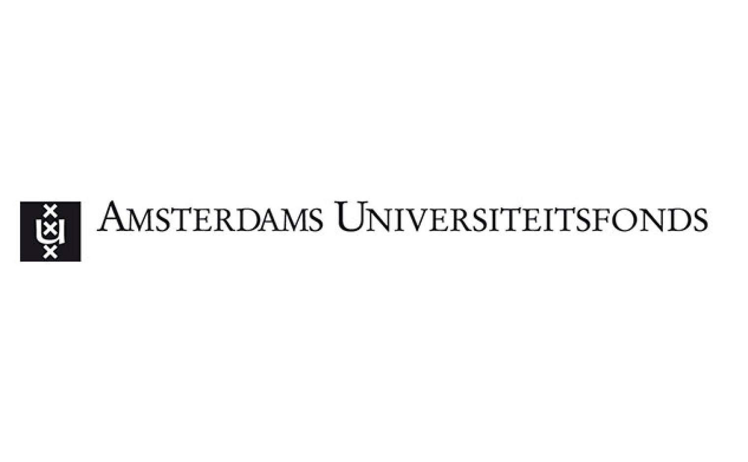Logo Amsterdams Universiteitsfonds